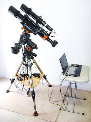 3  Astronomy in My Life - Tom Richards
