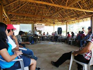 presentación del proyecto Ban Chuinklal 2
