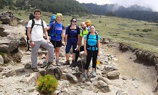 Ascenso al Tajumulco