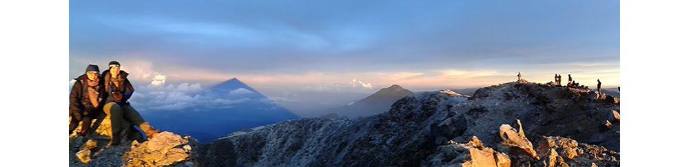 Cima del Tajumulco 4220m