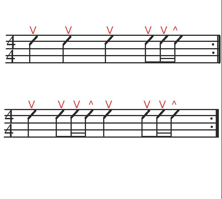 Unit 3 Rhythm Exercises Learn To Play Guitar