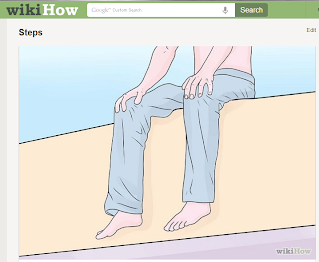 http://www.wikihow.com/Tape-an-Ankle-Like-an-Athletic-Trainer
