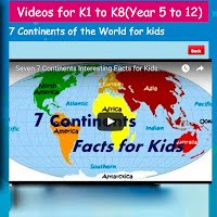7 continents facts for kids