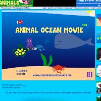Ocean Animals movie