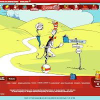 Dr. Seuss Website