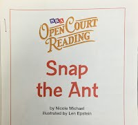 Snap the ant game