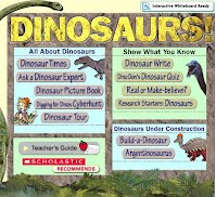 http://teacher.scholastic.com/activities/dinosaurs/