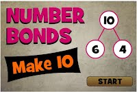 Number bonds make 10