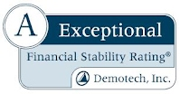 Demotech A Exceptional Rating