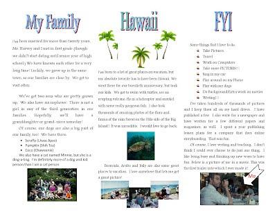 activity tri fold brochure becky harvey 14 16
