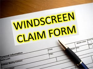Insurance Windscreen Claim