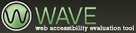 Web Accessibility Evaluation Site Icon