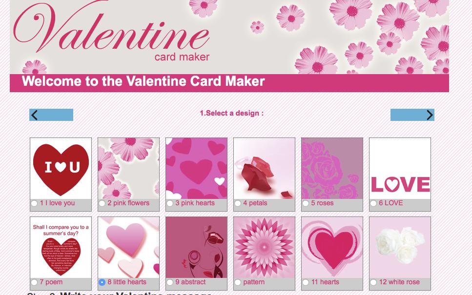 Cnn Valentine Card Generator Valentine Gift Ideas
