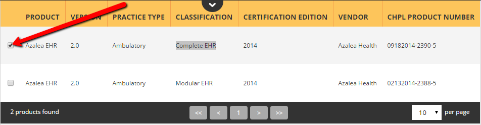 How do I obtain my CMS EHR Certification Number? - Azalea Help