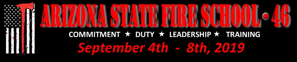Fire School Registration Site