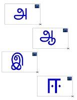 Tamil Letters - Tamil - Baasha net