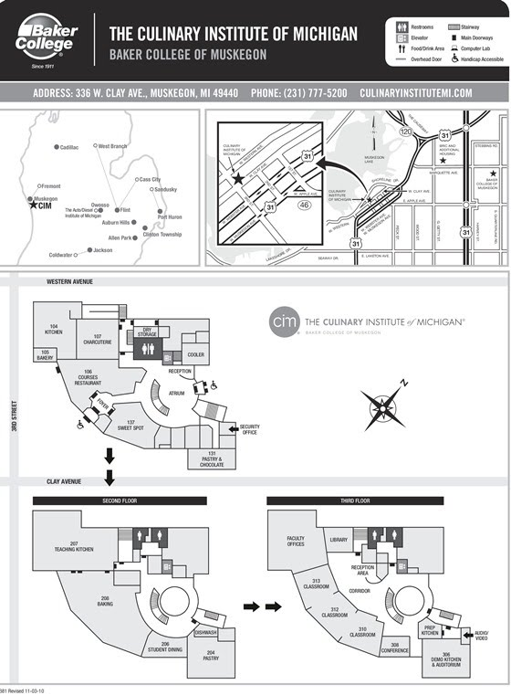 Campus Maps   Facilities