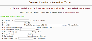 Past Simple Tense Còpia Anglès Primària