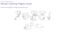 http://www.coloring.ws/mouse.htm