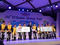 """ผลการประกวดเต้นประกอบเพลง """"Strong & Healthy"""" ในโครงการ """"SAHAGROUP สร้างความสุขสู่เยาวชนไทย"""""""