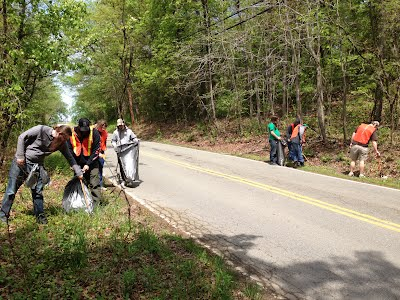 Roadside Cleanup in Richmond City