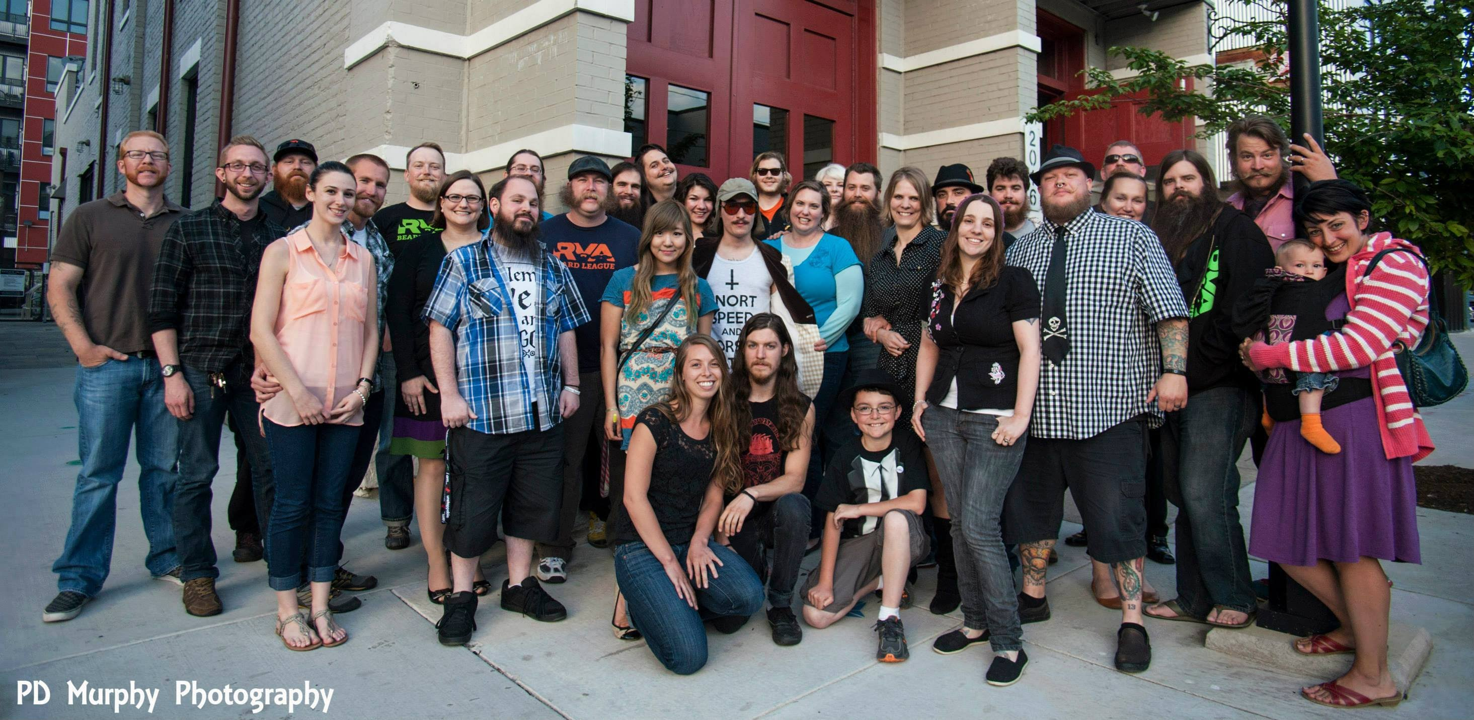 Group Shot from our May 2013 Pub Night