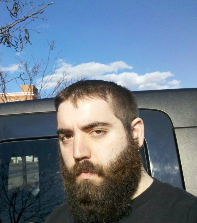 Ryan Dunn Beard Style