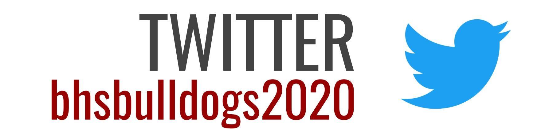Class of 2020 Twitter