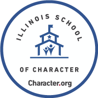 Illinois School of Character Badge