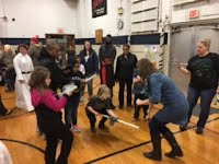 Union School STEM night