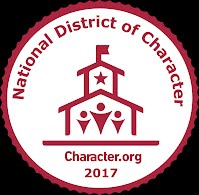 2017 National District of Character Badge