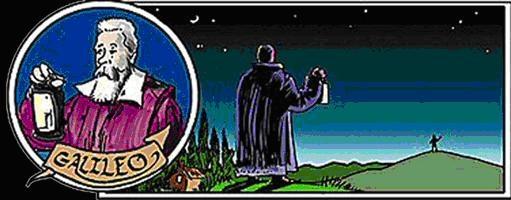 Resultado de imagen de Galileo midiendo la velocidad de la luz