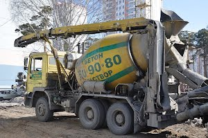 миксер томск бетон