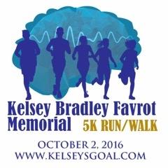 Kelsey Bradley Favrot 5k