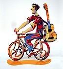 Gerstein Troubador rider