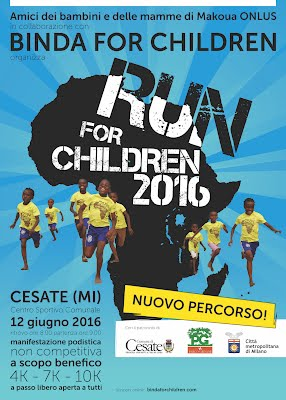 RUN FOR CHILDREN 2016