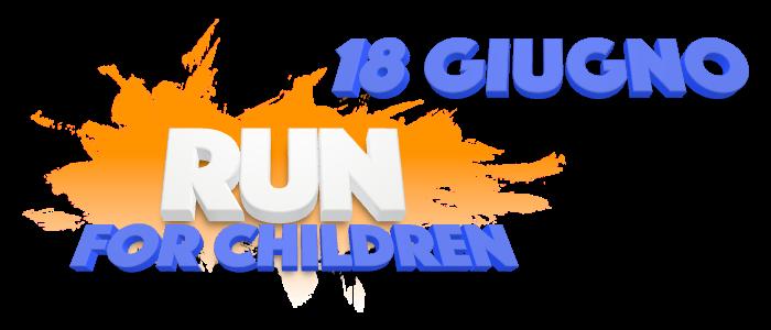 RUN FOR CHILDREN 2017