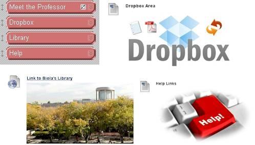 Blackboard Dropbox