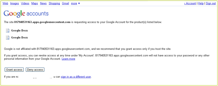 google spreadsheet user guide rh sites google com Google Finance Grant Money Available