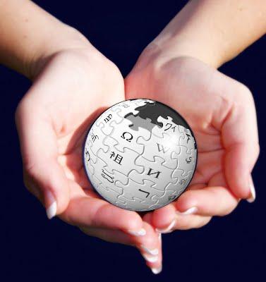 La Wikipedia a les teves mans