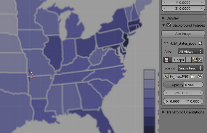 Make a statistical map in blender blender tutorials the usa and from what clicky analytics has told me almost two thirds of you dont just find a provincial map of your own country it doesnt matter gumiabroncs Gallery