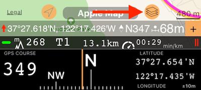 Import existing mbtiles, Rmaps, sqlitedb maps - speedohelp