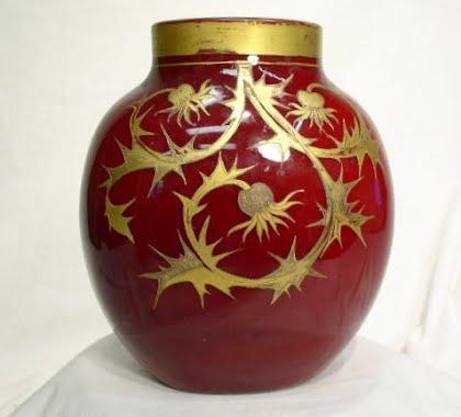 Harrach Alpha-numeric Markings - Bohemian Glass and More