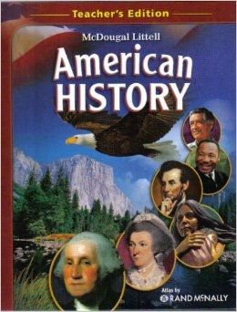 Textbooks Mrs Richmond Us History