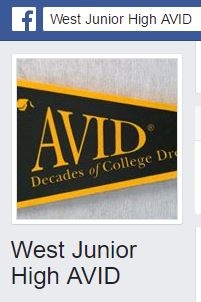 West AVID on Facebook
