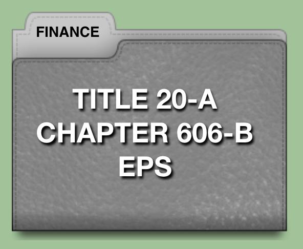FINANCE 20A CHAPT 606B EPS