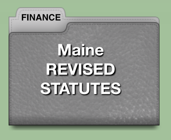 http://legislature.maine.gov/statutes/