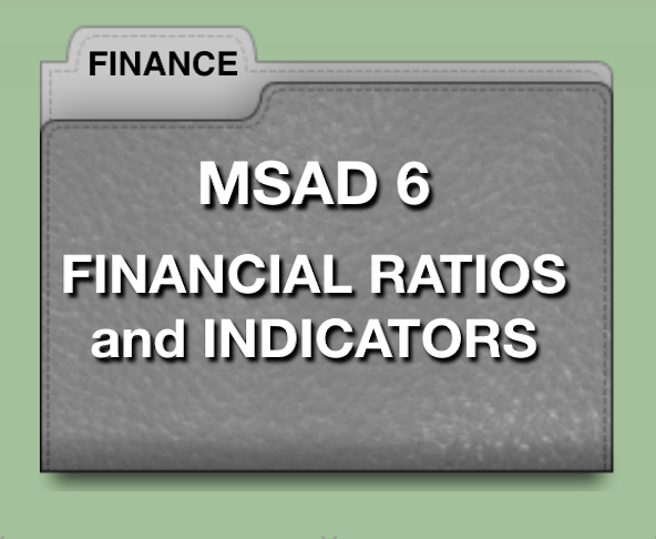 FINANCIAL INDICATORS>