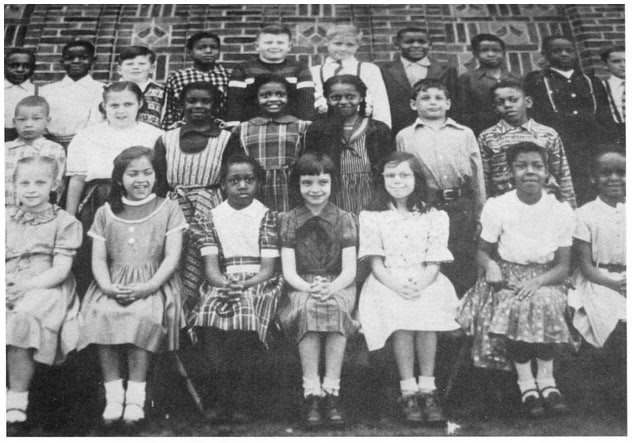 Boston Public Schools, Busing, Desegregation, Ellis School