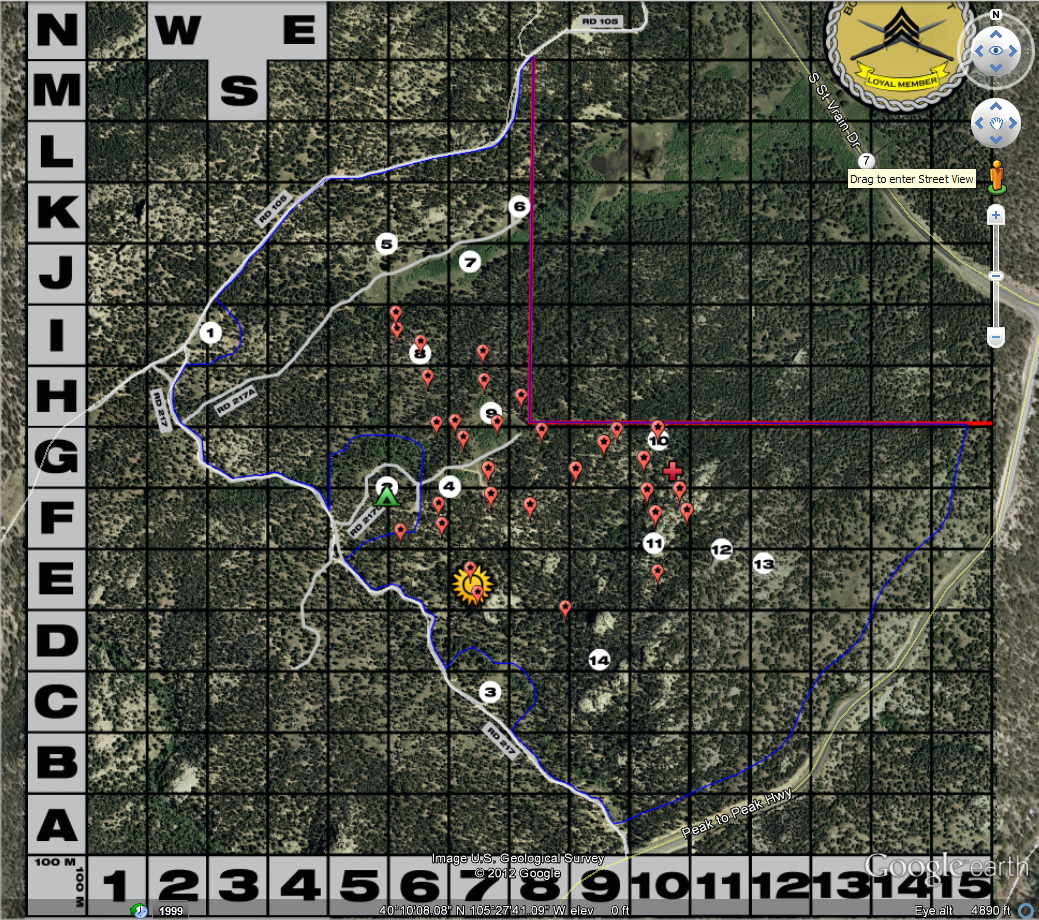 Operation Throwdown II - After Action Review Conflictlocations